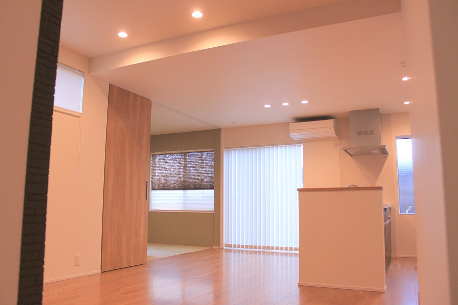 暮らしやすさとデザインを兼ね備えたゼロエネルギー住宅